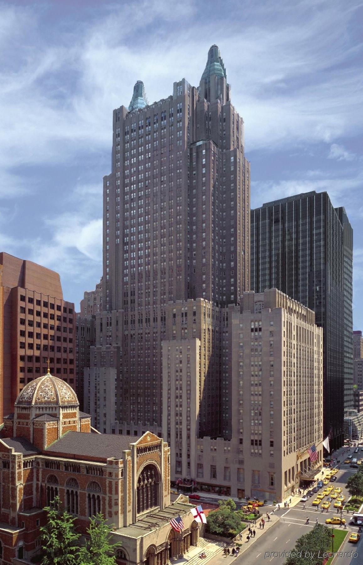 HOTEL WALDORF ASTORIA NEW YORK, NEW YORK CITY